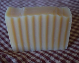 Meyer Lemon Goat Milk Soap