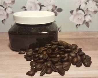 Sugared Coffee Scrub
