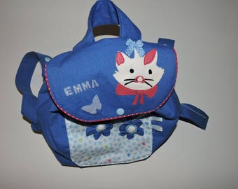 Small backpack for girls, Marie the Aristocats