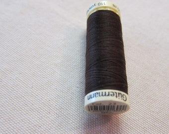 Sewing thread Brown n 23 Gütermann 100% polyester