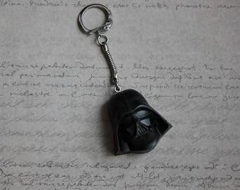 Anakin Skywalker, Darth Vader, Star Wars black resin keychain