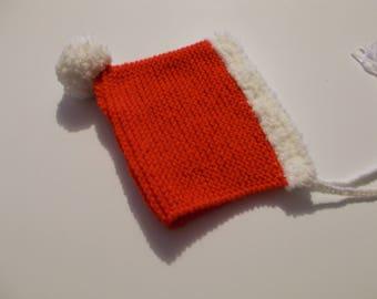 Bonnet Pixie baby knit