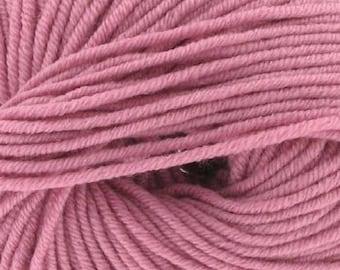 Old 100% Merino Wool pink No. 37 (Katia) - ball 50 gr.