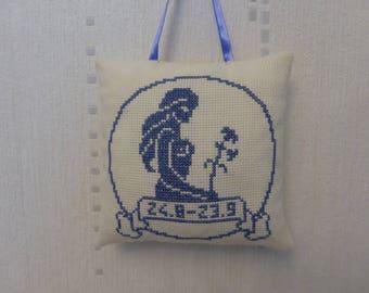 Pillow - Virgo zodiac sign