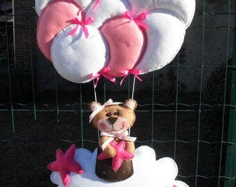 Bow birth.... fly Flying Balloons