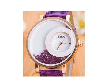 1 watch with battery + crystals within 15 days