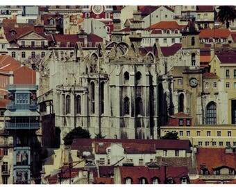 Vertical Lisbon
