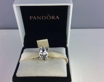 Pandora Easter Bunny Charm  #791121
