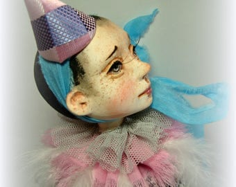 sold. Collectible doll, art doll Matis