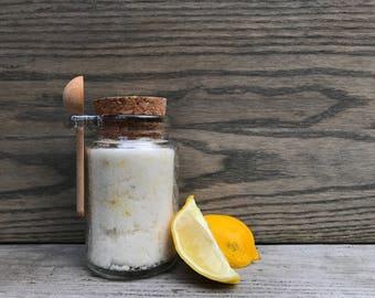 Lemon Cake Sugar Scrub