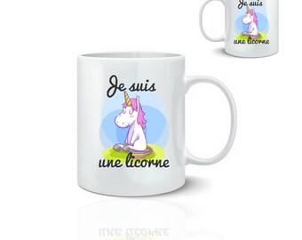 Mug I'm a Unicorn - ceramic mug 325 ml