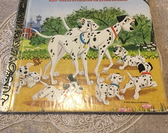 A Little Golden Book: 101 Dalmations