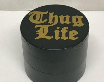 Thug Life 40mm Alloy Herb Grinder