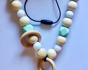 soft nursing necklace