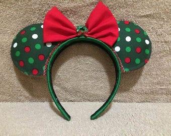 Holiday Mickey Ears