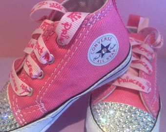 Infant Crystal Converse