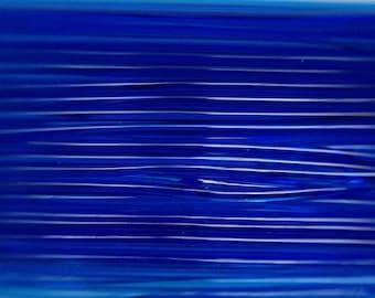 LOT 30 m wire 0.6 mm 11 TRANSPARENT blue elastic