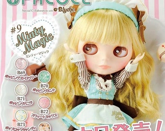 NEW! PREGELxblythe DOLLYMINT series buy any x5 colours and get x1 free! each / set