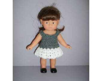 Doll dress mini Richard Occidentale