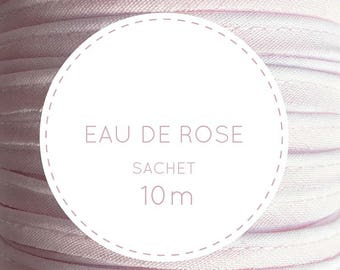 Bag 10 m piping - rose water / Rose Quartz 03