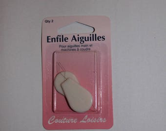 Put on hand or machine sewing needle