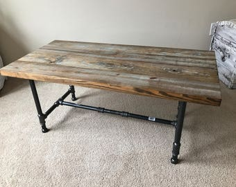 Industrial coffee table Etsy AU