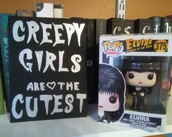 Creepy girls are the cutest