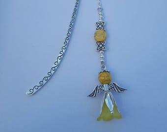 Little Yellow Angel bookmark