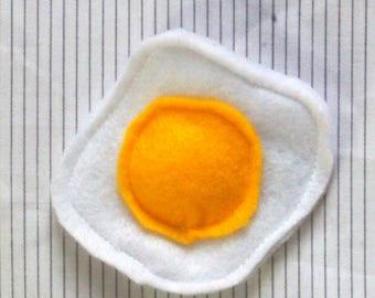 Felt - dinette child original egg