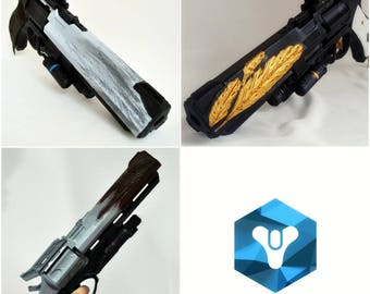 Hawkmoon hand cannon prop