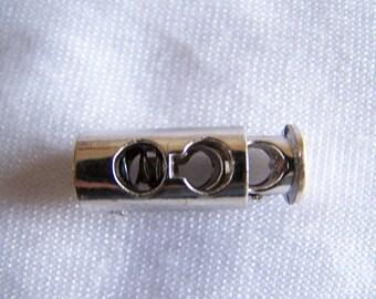 Stop cord, silver, small model