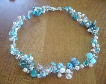 Depth of the seas necklace...