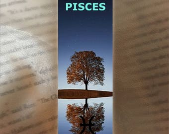 Pisces Bookmark
