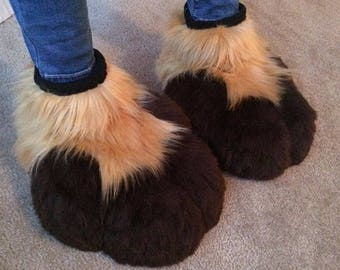 Fursuit Feetpaws - Outdoor (Digitigrade)
