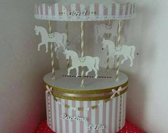 Urn carousel Elia love