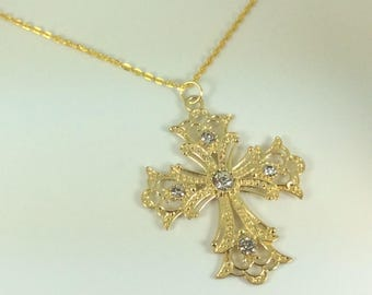 Blesslet Cross Necklace