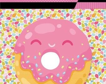 "Adhesive memos Modou ""Donuts"" (50 sticky notes) - MAILDOR - Ref MI019"