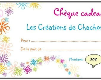Creations of Chachon gift jewelry €30