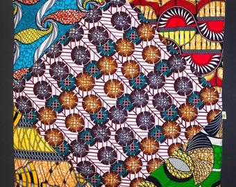 Wax - play mat or prints (110x110cm)