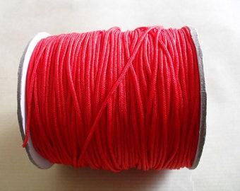 1.5 red nylon thread