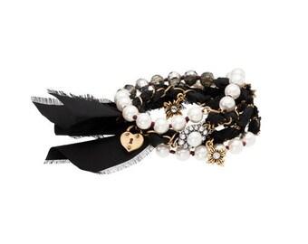 Souviens Convertible Multi-Wrap Bracelet