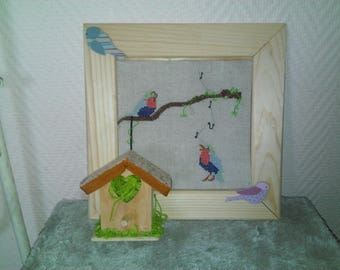 the tree house for songbirds