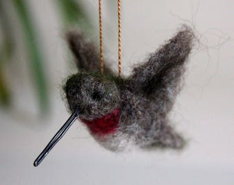 Felted Hummingbird