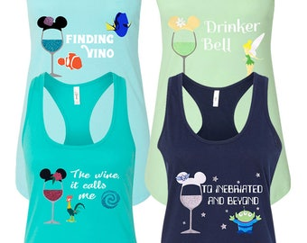 Disney Shirt for Women, Epcot Shirt, Epcot Drink Around The World Shirts, Epcot Food and Wine Shirt, Bachelorette Shirts Disney Family Tee