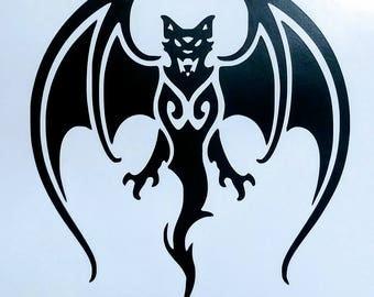 Hollywood Vampires Logo Vinyl Decal
