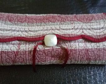 travel makeup and toiletry pouch
