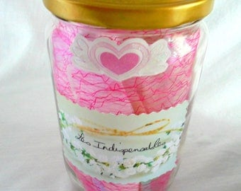The essential, crafty kit to take to motherhood! Great baby shower!