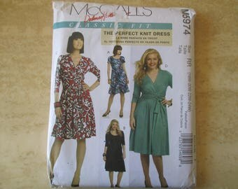 dress pattern size 46 48 50, 52 MC CALL's S