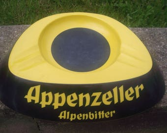 Vintage = ashtray APPENZELLER - Ornamin 4107