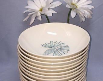 Berry Bowls - Stetson Blue Spruce  Dessert Bowls